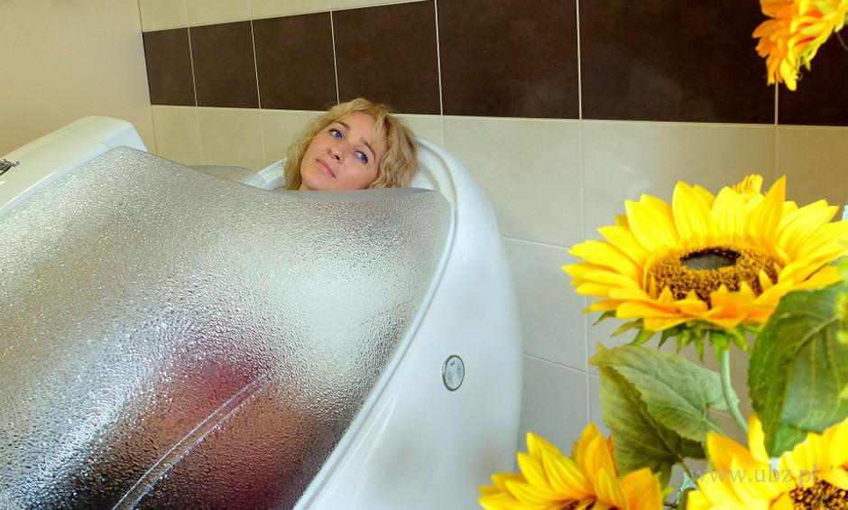 Dry Carbon Dioxide Bath in Kurort Busko-Zdrój