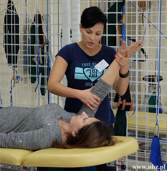 Kinesitherapy in Kurort Busko-Zdrój